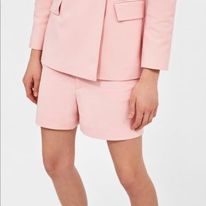 *NWT* Zara Pink High Waisted Shorts